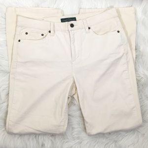 Lauren Ralph Lauren Bootcut Corduroy Jeans LRL